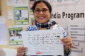 """""""The women of the hills are more affected by migration of man to outside hills, so the women are to be empowered and use technologies for climate solutions & sustainable energy linking to livelihood improved women's social status."""" —Jeebanjyoti Mohanty, Sr. Programme Coordinator for Inseda (Integrated Sustainable Energy and Ecological Development Association"""