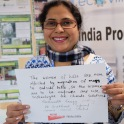 """The women of the hills are more affected by migration of man to outside hills, so the women are to be empowered and use technologies for climate solutions & sustainable energy linking to livelihood improved women's social status."" —Jeebanjyoti Mohanty, Sr. Programme Coordinator for Inseda (Integrated Sustainable Energy and Ecological Development Association"